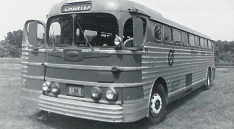 A Brief History of Motorcoaches - Arrow Stage Lines