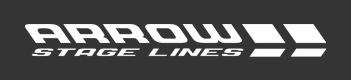 Image result for arrow stage lines logo