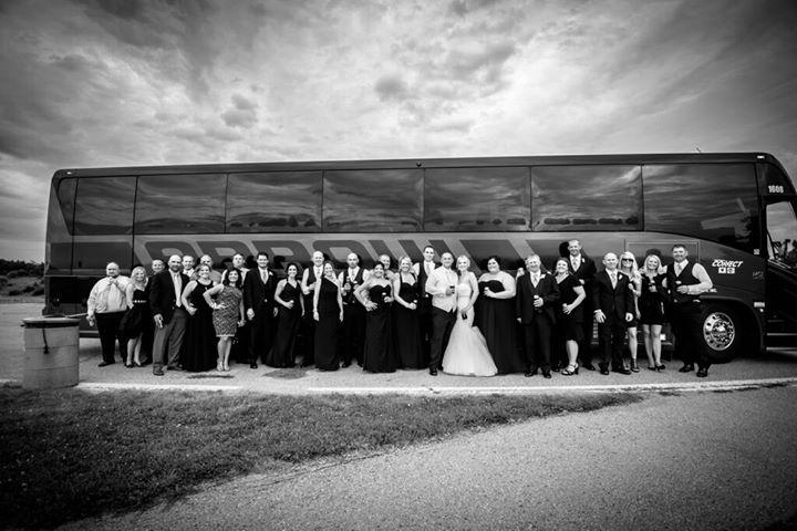 Arrow Stage Lines: Weddings