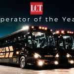 Arrow Stage Lines - Winners of the LCT Motorcoach Operator of the Year Award 2017