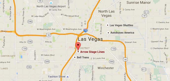 Map: Nevada