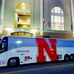 Nebraska Huskers Bus