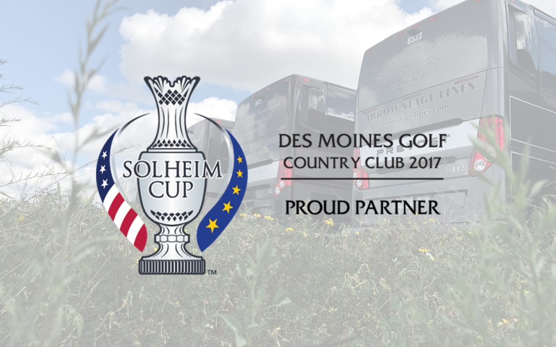 Arrow Stage Lines Partners With Solheim Cup 2017