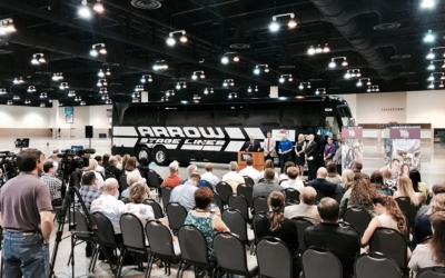 Arrow Stage Lines' Proud to be a part of ABA Press Release