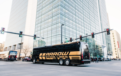 5 Reasons Your Next Trip Should be in a Motorcoach